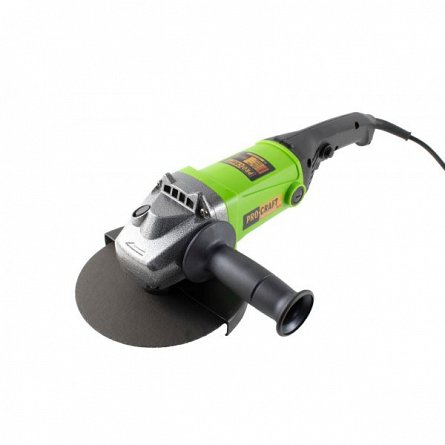 Polizor unghiular Procraft PW2150 - 2150W, 180mm [0]