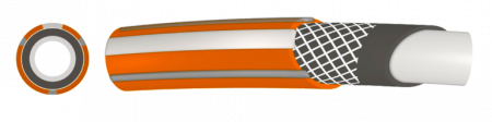 Furtun Armat Profi 1/2, 20 m [1]