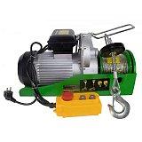 Troliu electric palan Procraft TP1000, 1600W, cu kit montare Greutate 1000kg [2]