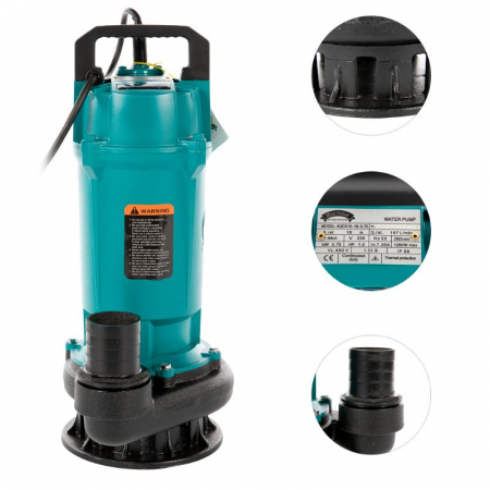 Pompa apa submersibila QDX10-18M 0.75KW 2 toli [2]