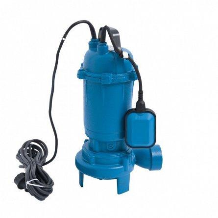 Pompa submersibila apa murdara cu tocator Aquatic Elefant WQCD10-10-0.75F - 750W, 10000 l/h [0]