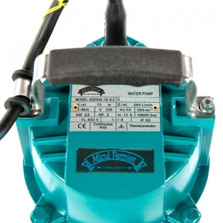 Pompa apa submersibila QDX35-15M 2.2KW 3 toli [2]