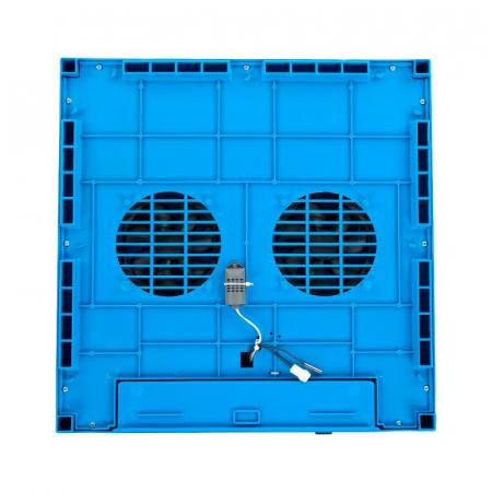 Incubator automat cu 2 etaje 128 oua gaina [2]