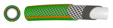 "Furtun Armat 1/2"" , 50 M [2]"