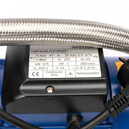 Hidrofor auto-jet DP550 MICUL FERMIER cu ejector 24L, 750w [3]