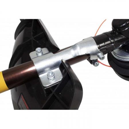 Motocoasa Rupez, 5.6CP, 56cc, 9000Rpm + 4 Sisteme Taiere Incluse [3]