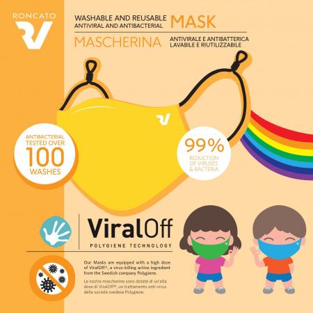 Masca - VIRALOFF3