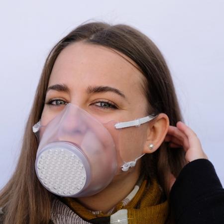 Masca de protectie cu filtru ( 2 masti + 50 filtre) BOTECT4