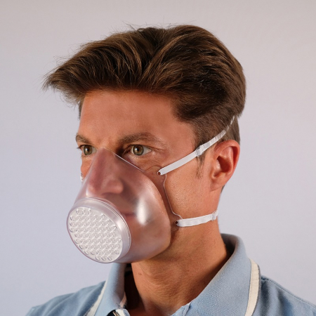 Masca de protectie cu filtru ( 2 masti + 50 filtre) BOTECT