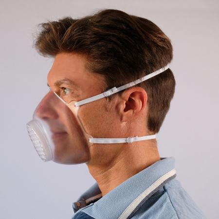 Masca de protectie cu filtru ( 2 masti + 50 filtre) BOTECT1