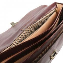 Servieta Piele Roma Tuscany Leather3