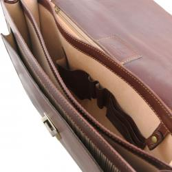 Servieta Piele Roma Tuscany Leather4