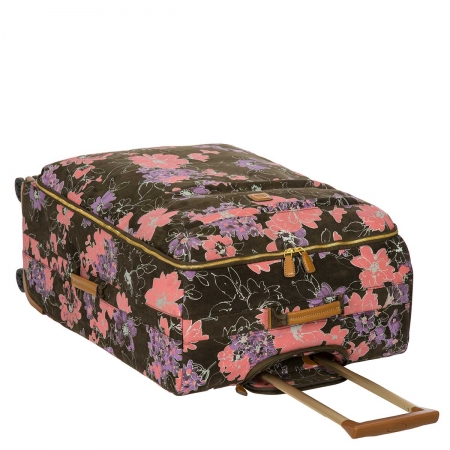 Troler Mare Life Floral - 77x48x26cm3