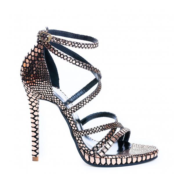Sandale Missa Metalic 1