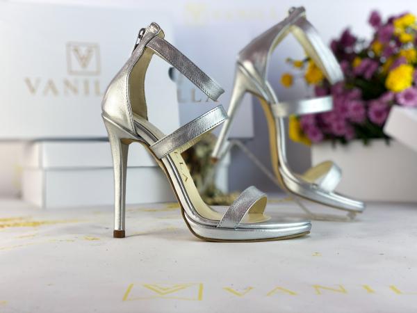 34   Sandale Cairo Argintiu Promo 0