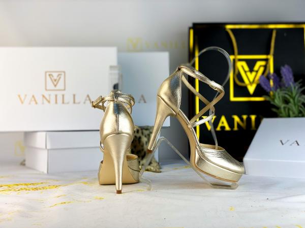 34 Sandale Fabiana Elegance Gold  Promo 2