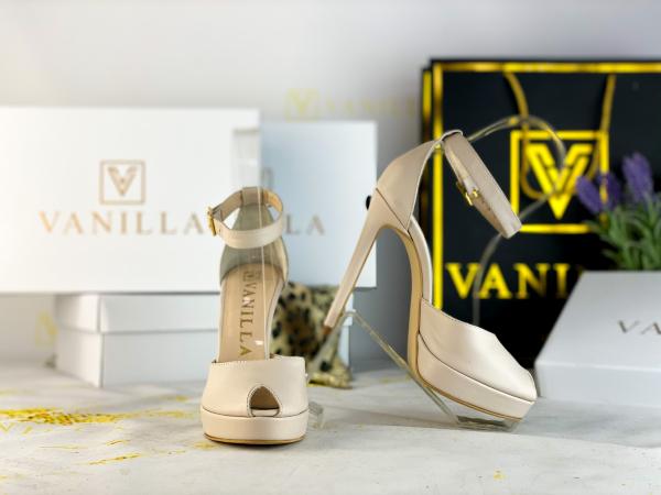 35 Sandale Beijing piele neteda  Promo 0