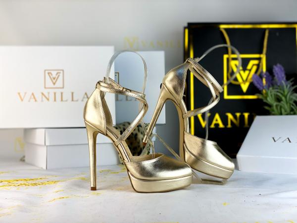 35 Sandale Fabiana Elegance Gold Promo 1