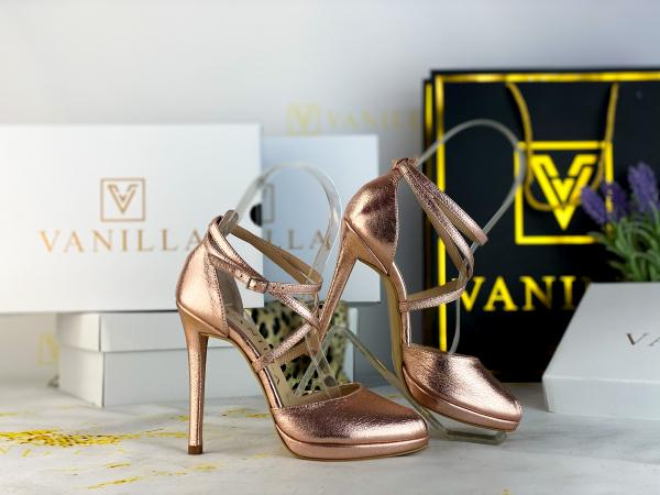 36 Sandale Fabiana Elegance Sampanie Promo [1]
