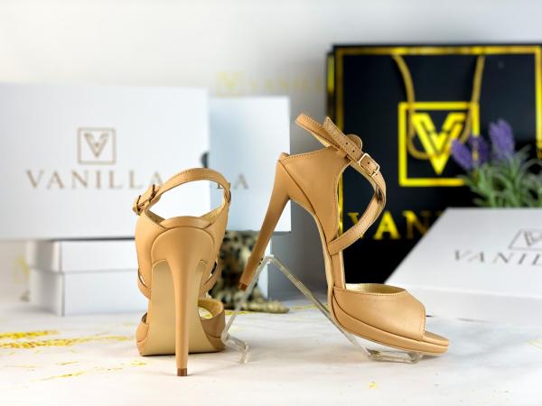 38   Sandale Berna Piele Neteda Promo [0]