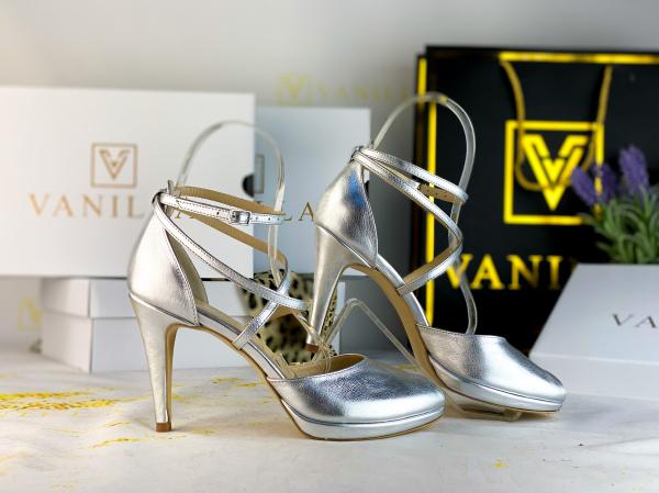 Sandale Fabiana Elegance Silver Promo 1