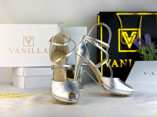 Sandale Fabiana Elegance Silver Promo 0