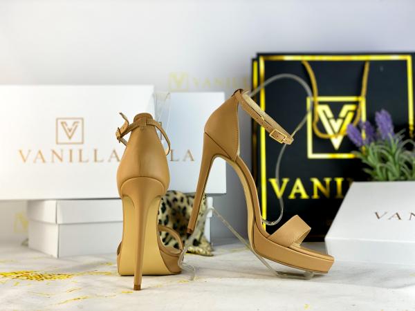 40 Sandale Ankara Piele Neteda  Promo 2