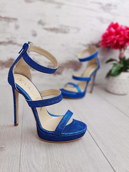 Sandale Cairo Blue Edittion 2