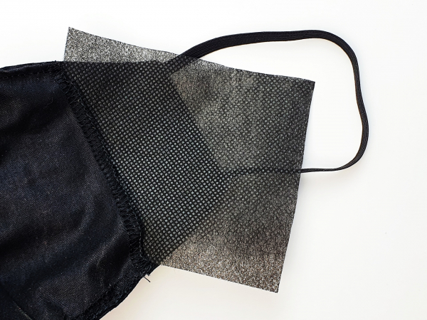 Masca Fashion, realizata din piele, cu filtre din poliproilena 3