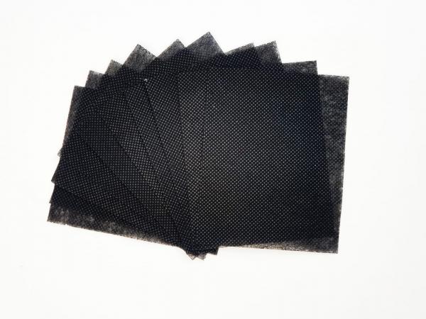 Set 20 filtre Masca Fashion din Piele, cu filtru, Model KN9 0