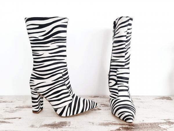 Cizme Teo Zebra 4
