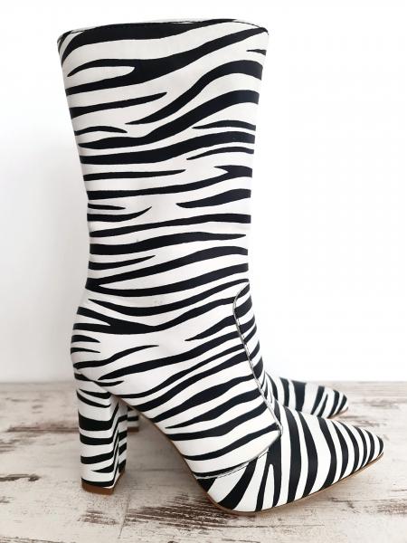 Cizme Teo Zebra 5