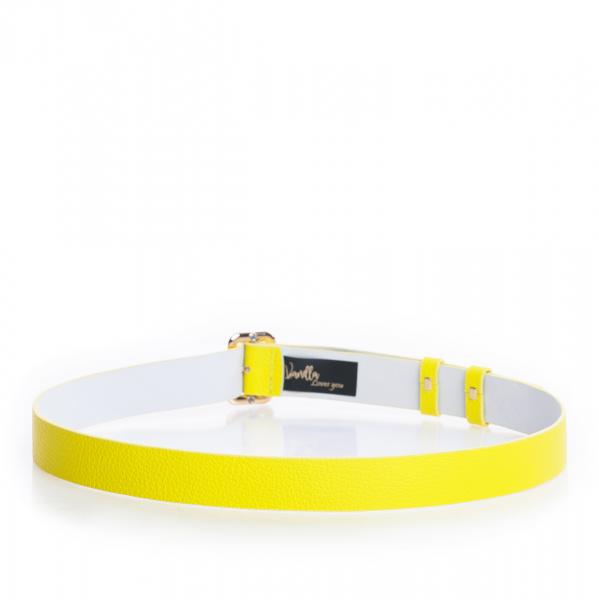 Curea Alissa Bright Yellow 1