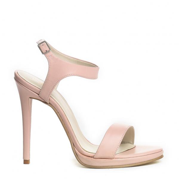 Sandale Atena Paco Piele Neteda 1