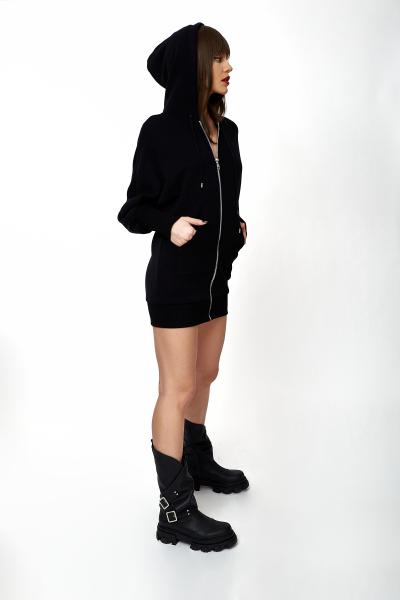 Hanorac Erica Black [4]