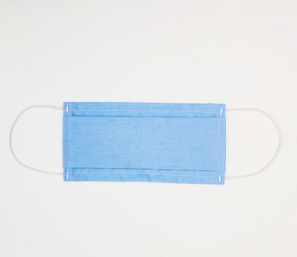 Masca dubla din bumbac 100% - reutilizabila cu filtru 5