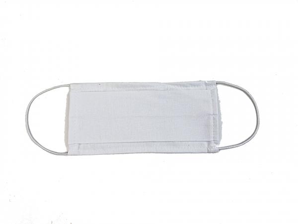 Masca dubla din bumbac 100% - reutilizabila cu filtru 2