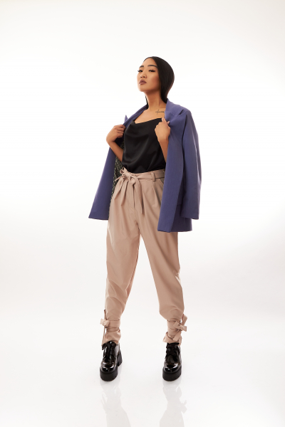 Pantaloni Ruth Nude [2]