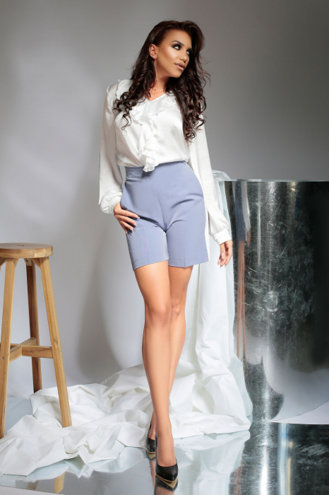 Pantaloni scurti Melia Blue [0]
