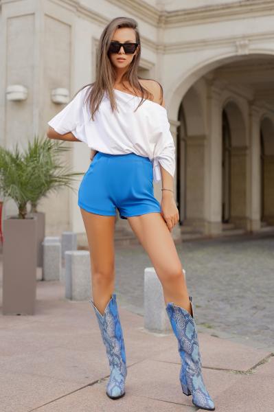 Pantaloni scurti  Sonia Blue 1