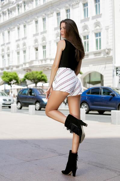 Pantaloni Scurti Valeria Love 3