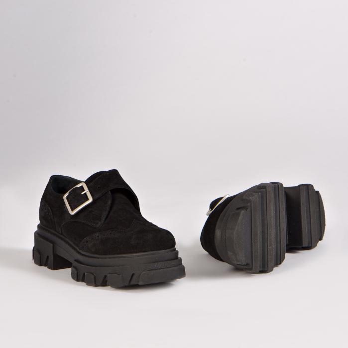 Pantofi casual Vicky Black Edition 3