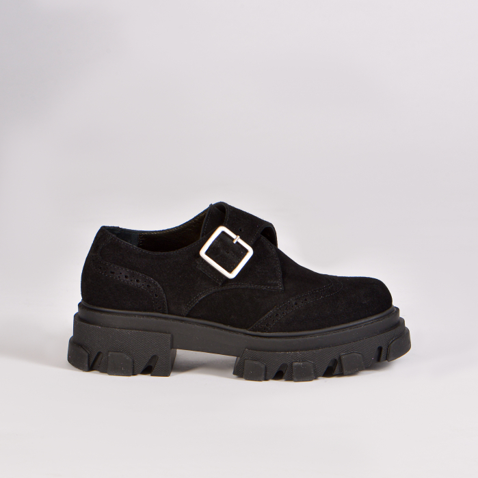 Pantofi casual Vicky Black Edition 2