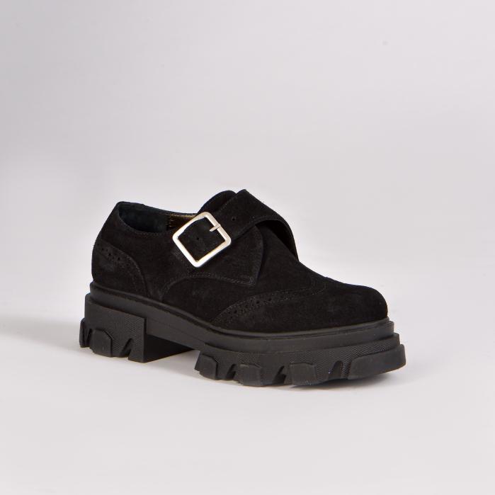 Pantofi casual Vicky Black Edition 4