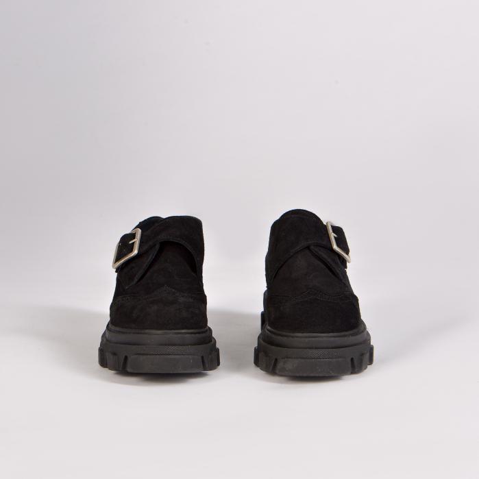 Pantofi casual Vicky Black Edition 1