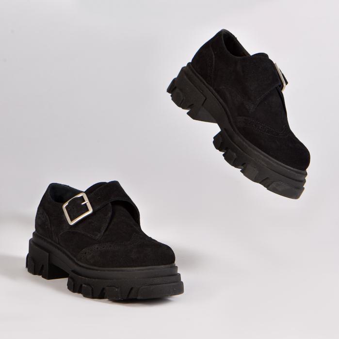 Pantofi casual Vicky Black Edition 0