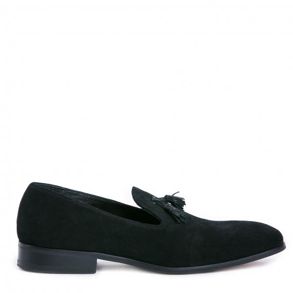 Pantofi Namir Loafers - Black 1