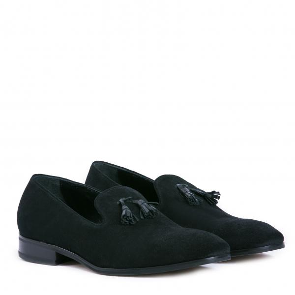 Pantofi Namir Loafers - Black 0