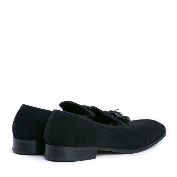 Pantofi Namir Loafers - Black 2