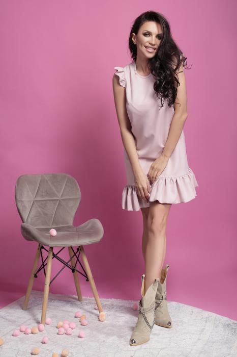 Rochie Ava Pink 0